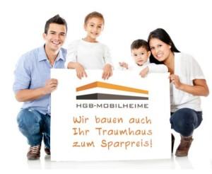 Wir bauen Ihr Mobilheim